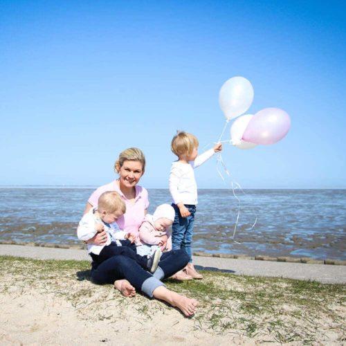 Familienfoto Therapiewerk Schritt für Schritt