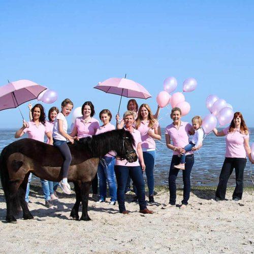 Teamfoto Therapiewerk Schritt für Schritt